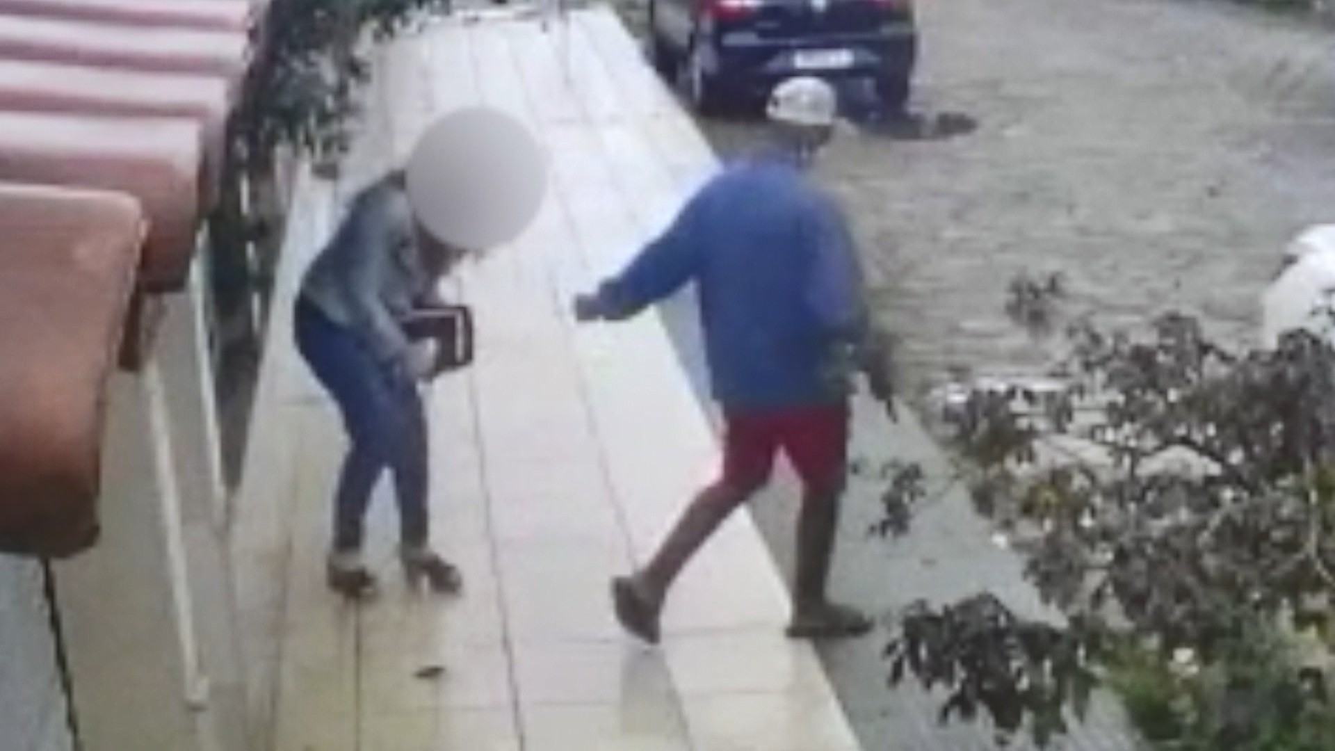 Suspeito de envolvimento em assalto que deixou mulher baleada é preso em Vila Velha, ES