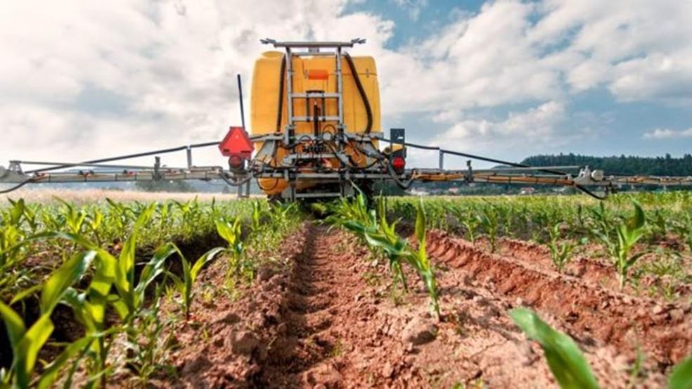 O agronegócio corresponde a mais de 20% do PIB brasileiro — Foto: Getty Images