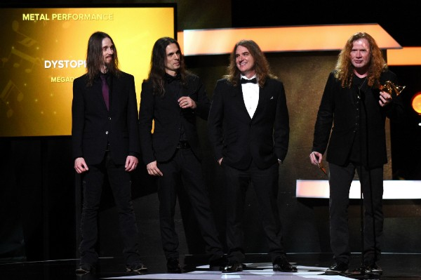 Megadeth (Foto: Getty Images)
