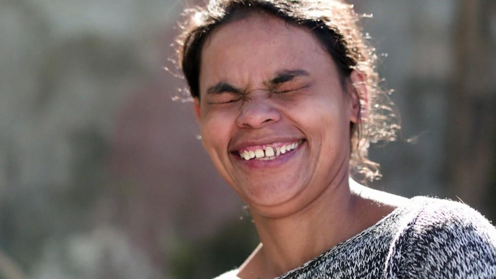 Solange não quer mais ser chamada de Karina — Foto: TV Globo/Reprodução