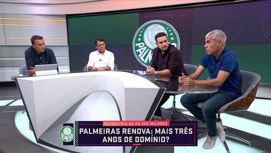 Palmeiras garante aporte financeiro incrível para os padrões do Brasil