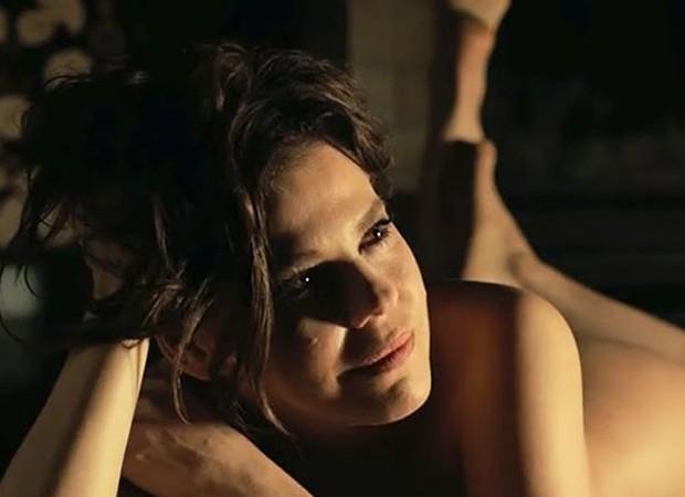 Bárbara Paz em cena de 'Meu amigo hindu' (Foto: Divulgação)