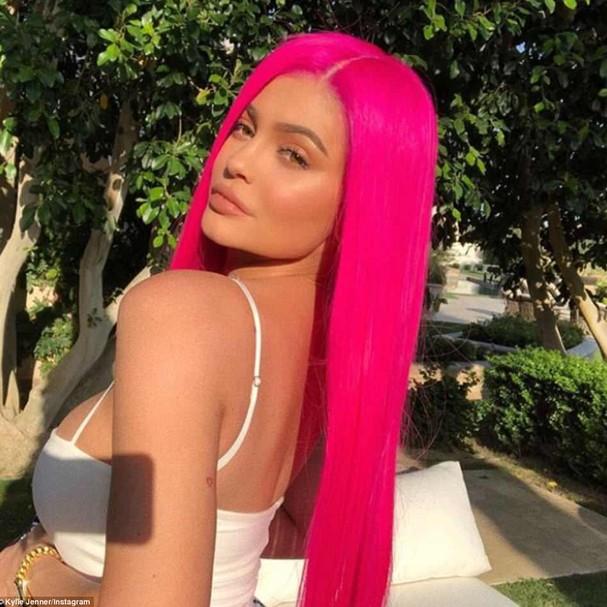Kylie (Foto: Reprodução/Instagram)
