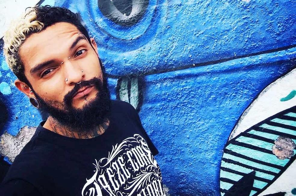 Douglas Alcântara de Souza, de 29 anos, foi visto pela última vez no domingo (3), em São Vicente, SP — Foto: G1 Santos