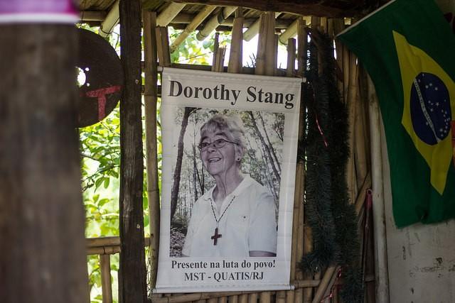 Homenagem à Dorothy Stang (Foto: Flickr)