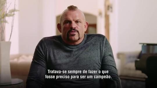"""""""UFC: 25 Anos em Curtas"""": veja como foi a ascensão de Chuck Liddell ao estrelato no Ultimate"""