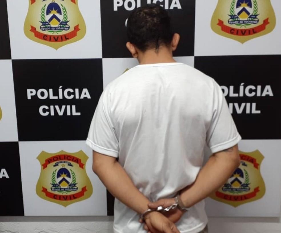 Homem teria praticado o crime em 2007 — Foto: Divulgação/Polícia Civil
