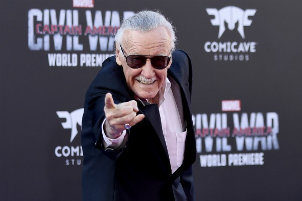 O quadrinista Stan Lee (Foto: Getty Images)