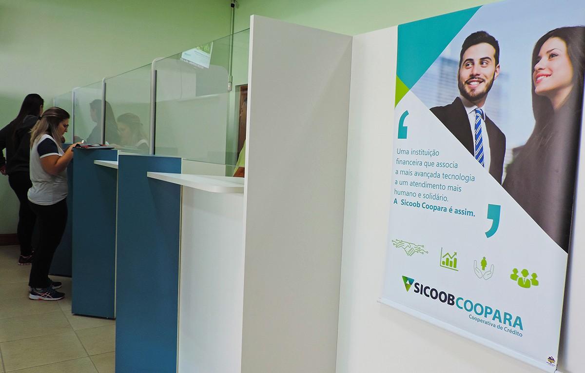 Sicoob Coopara agora atende em novo prédio em Araraquara  cebfee3b6d194