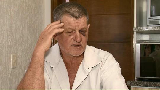 Agricultor fica ferido após ser agredido por vereador de Nova Prata do Iguaçu durante confraternização