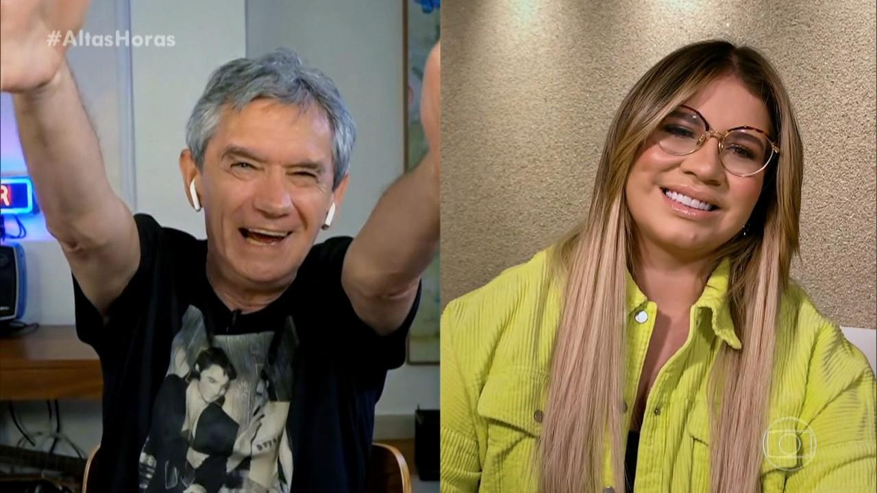 Marília Mendonça confirma que não gostava de música sertaneja