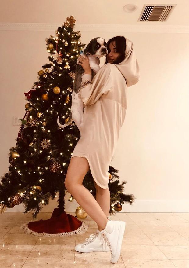 Camila ama cachorros (Foto: Reprodução/Instagram)