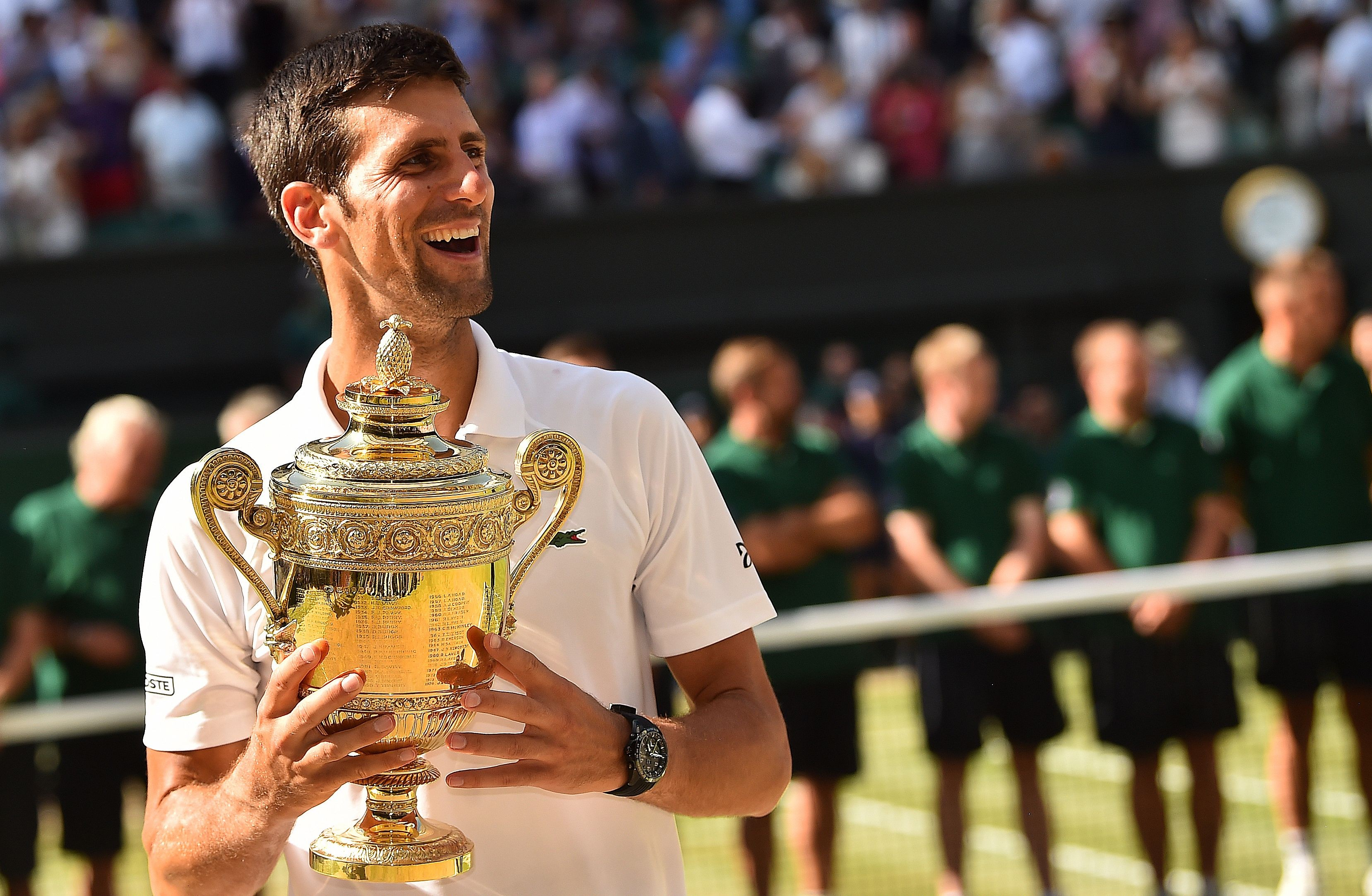 Djokovic e seu 13º Grand Slam