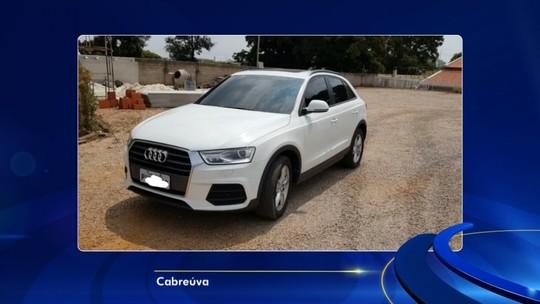 Foragido de presídio é preso em Cabreúva com carro de luxo roubado após tentar furtar casa
