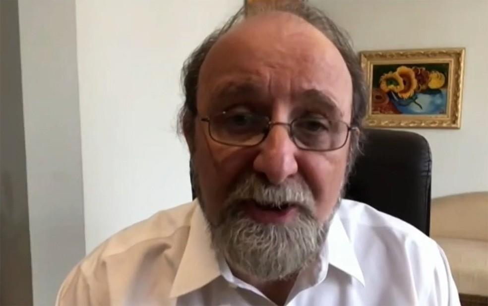 'Possibilidade de não ter carnaval em 2022 começa a ser real', diz cientista do Comitê do Consórcio Nordeste, Miguel Nicolelis — Foto: Reprodução/TV Bahia