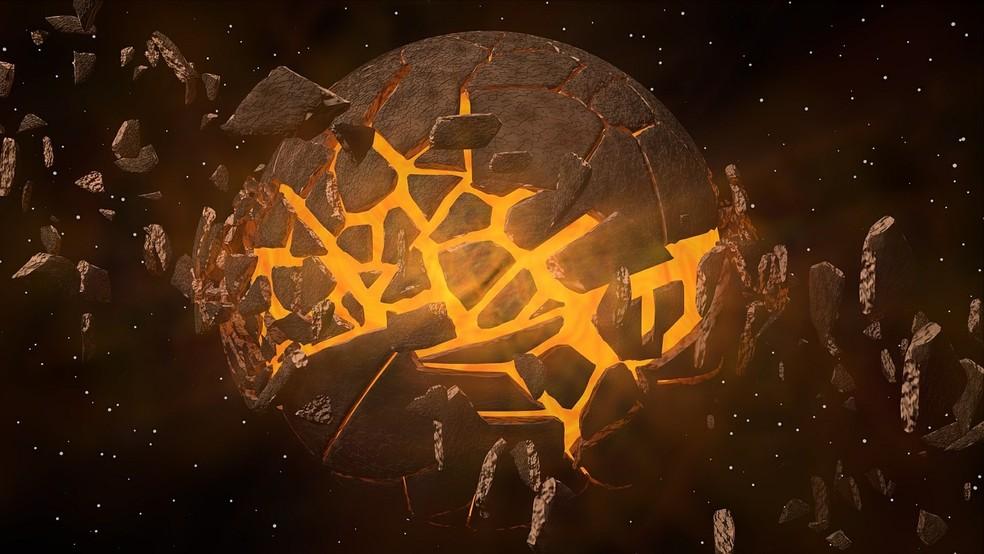 A profecia de Nibiru foi divulgada há duas décadas e segue circulando na internet. Planeta colidiria com a Terra em 23 de setembro (Foto: Pixabay/CC0 Creative Commons)