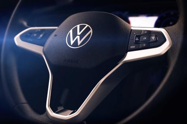 Volkswagen Nivus Volante (Foto: Divulgação)