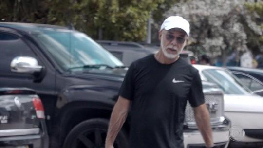 Fantástico flagra em Miami o 'Rei Arthur', empresário foragido