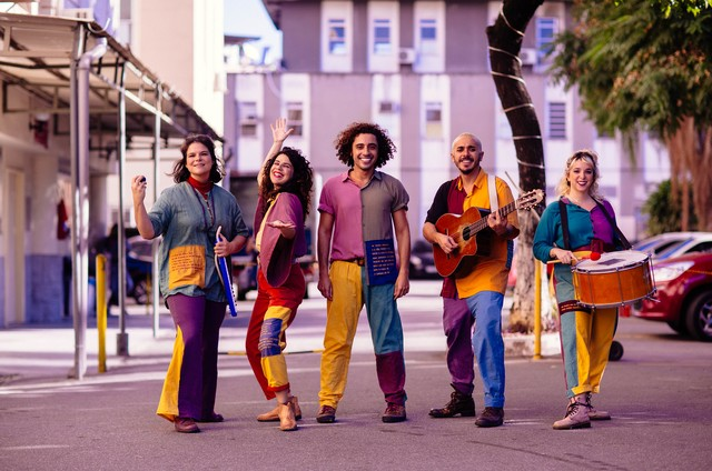 Grupo Conexão do Bem (Foto: Divulgação)