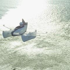 Flyer Kitty Hawk veículo voador (Foto: Divulgação/Kitty Hawk)