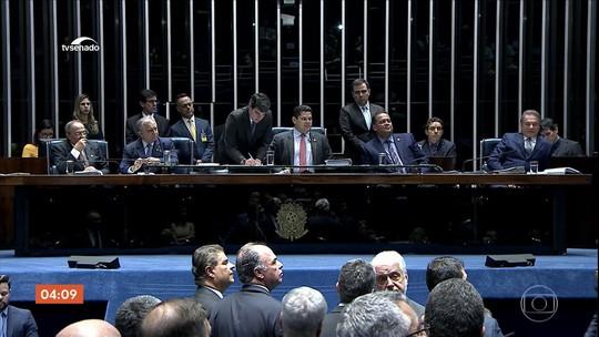 Senado aprova MP da Reforma Administrativa
