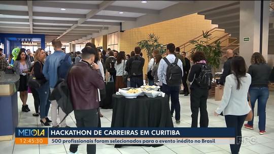 Hackathon de Carreiras é realizado em Curitiba