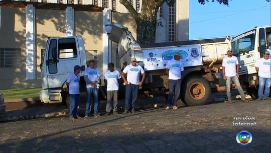 Projeto Cidade Limpa da TV TEM inicia trabalhos em Vera Cruz nesta quarta-feira