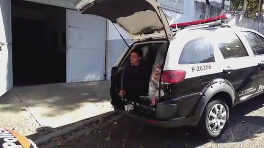 Caso Vitória: acusada de participar do crime faz exames no IML e diz que vai 'provar inocência'