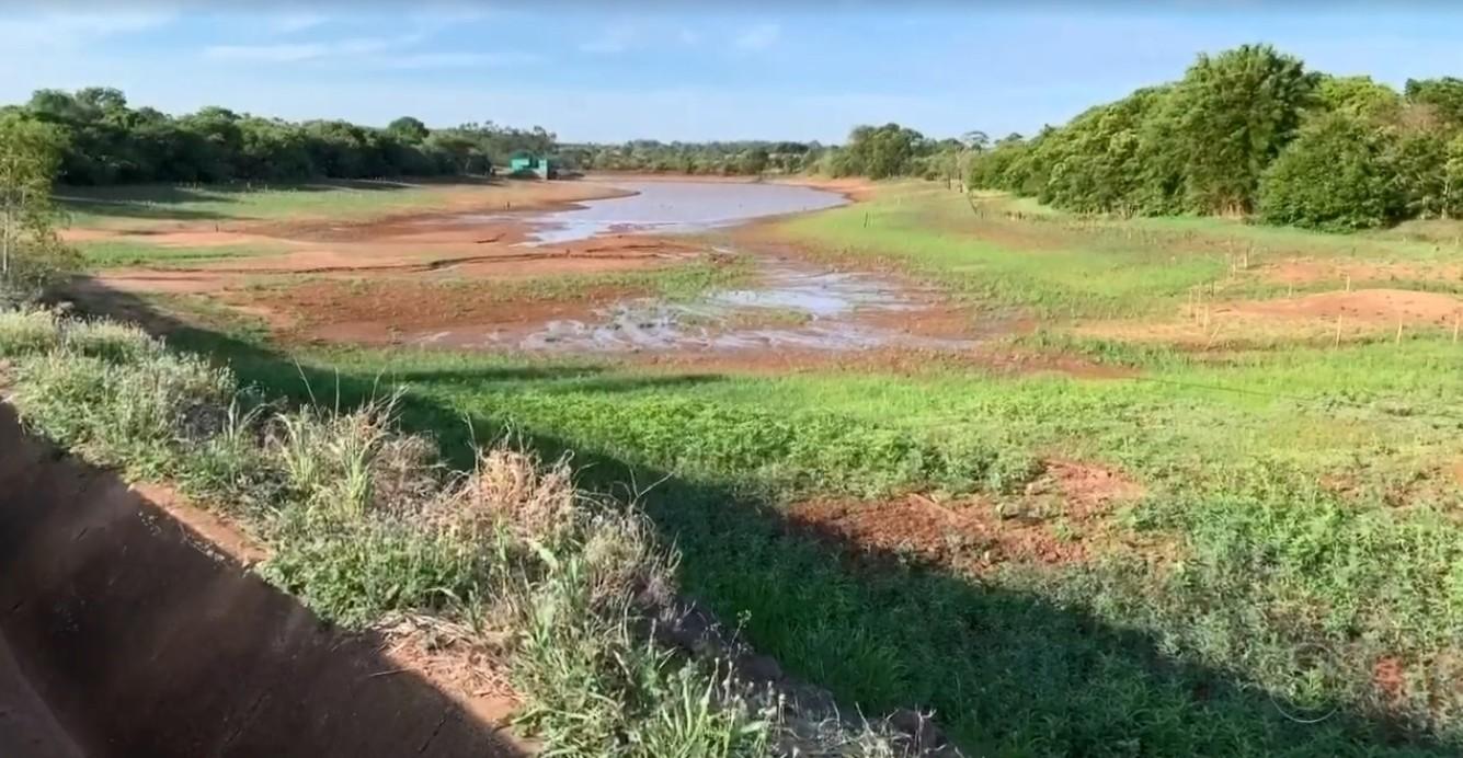 Santa Fé do Sul inicia racionamento de água por causa da falta de chuva