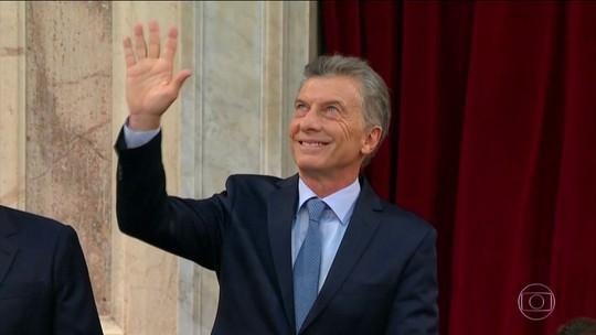 Na Argentina, Macri surpreende e escolhe um ex-aliado de Cristina Kirchner para vice