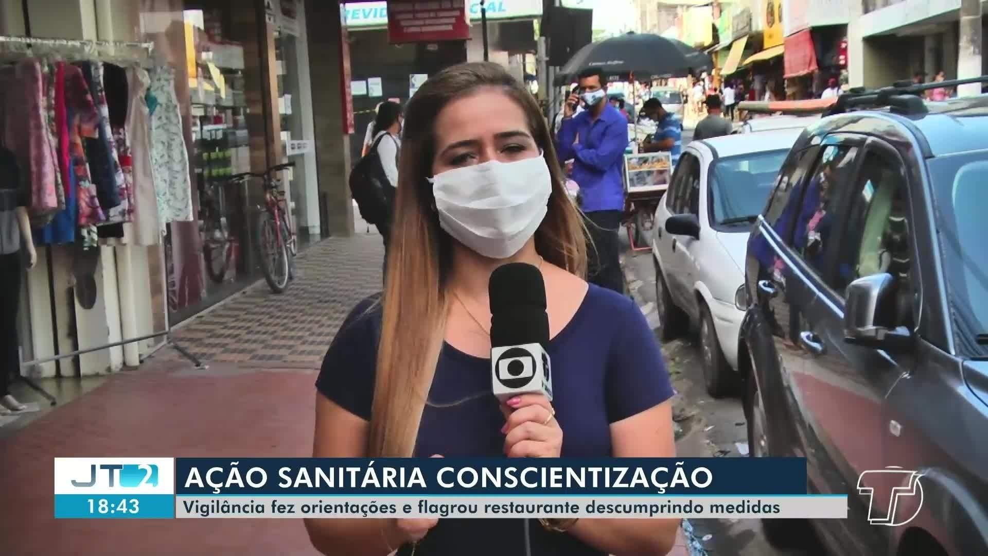 VÍDEOS: Jornal Tapajós 2ª Edição de quarta-feira, 5 de agosto de 2020