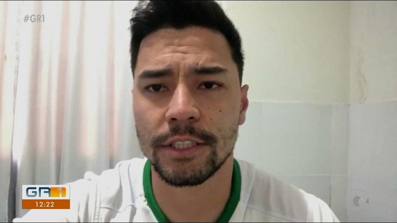 Salgueiro entra em campo contra o Campinense da Paraíba