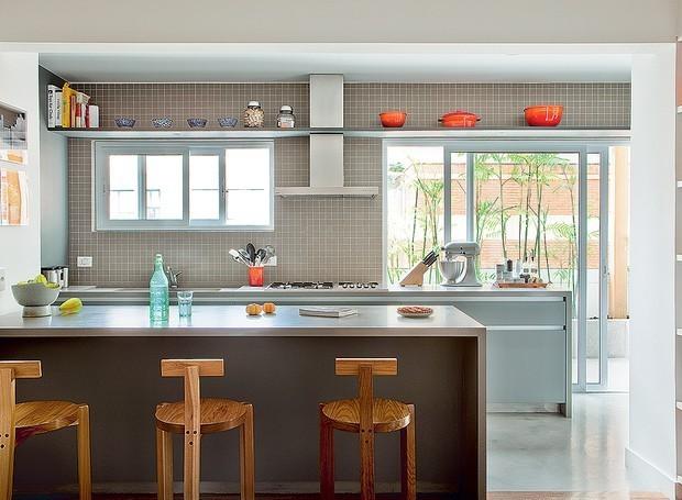 Bancada de cozinha (Foto: Divulgação)