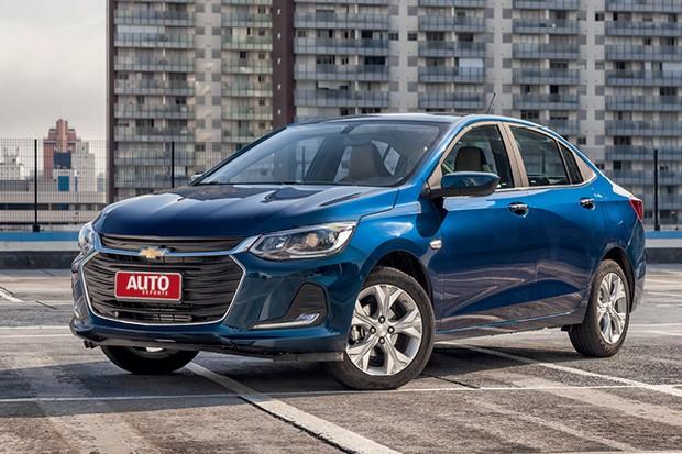 Chevrolet Onix Plus (Foto: Leo Sposito)