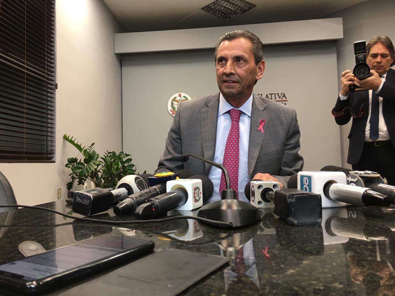 'Não há provas de que eu possa ser sócio oculto', diz Julio Garcia sobre indiciamento na Operação Alcatraz  - Notícias - Plantão Diário