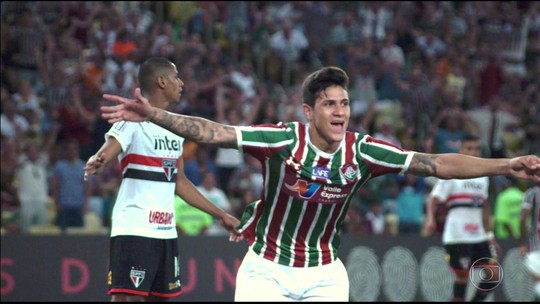 Pedro volta a jogar após meses parado, mas sonha com a Copa América no Brasil e títulos com o Fluminense