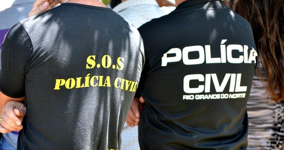 Polícia Civil do RN tem apenas 1.534 cargos ocupados do total de 5.150 previstos em lei — Foto: G1 RN