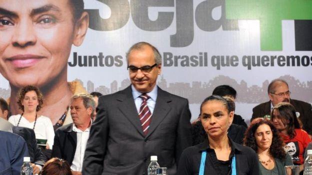 Guilherme Leal, executivo da Natura, foi candidato a vice-presidente na chapa de Marina Silva (Foto: AGÊNCIA BRASIL)