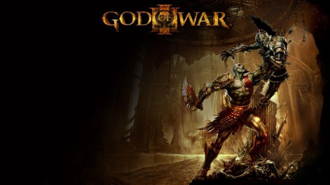 Baixa Papel De Parede Ps3: Papel De Parede: God Of War III