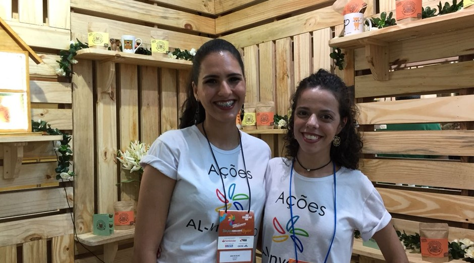 Ana Bicalho e Catarina Nardes, fundadoras da MaPetit (Foto: Editora Globo)