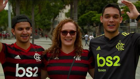 Torcedores de Flamengo e Grêmio já garantem passagens para o Chile e ingressos para a final da Libertadores