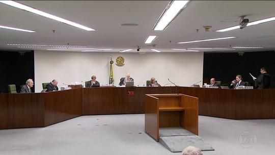 Ministros do STF mandaram casos de deputados e senadores para instâncias inferiores