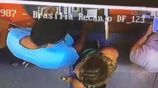 Casal que 'pescava' dinheiro em caixa eletrônico de bancos é preso no DF