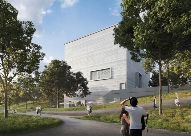 Projetado por Heike Hanada, o novo museu da Bauhaus, em Weimar, será inaugurado em abril deste ano (Foto: Divulgação)