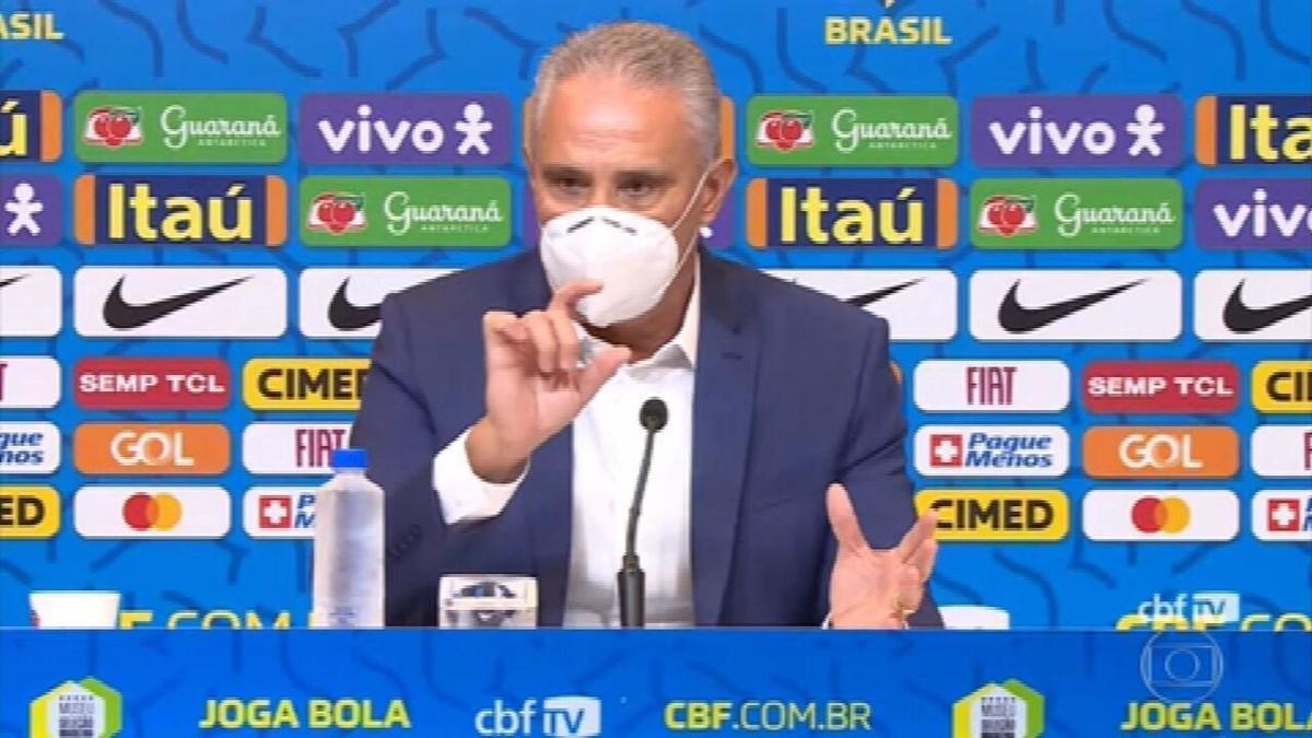Tite convoca Seleção para as Eliminatórias da Copa