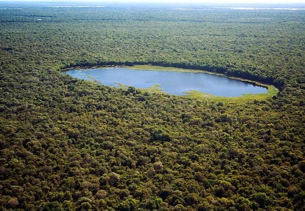 Amazônia ; floresta tropical ; reserva indígena ; sustentabilidade ; desmatamento ;  (Foto: Marco Di Pietro/Arquivo/SECOM-TO)