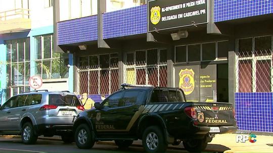 PF prende quatro pessoas suspeitas de tráfico de droga e corrupção de menores no oeste do Paraná