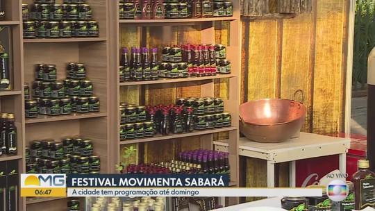 Festival da Jabuticaba tem programação até domingo em Sabará, na Grande BH