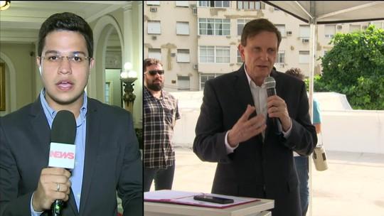 Crivella tem até quarta para se defender de pedido de impeachment após Câmara não anexar novas denúncias