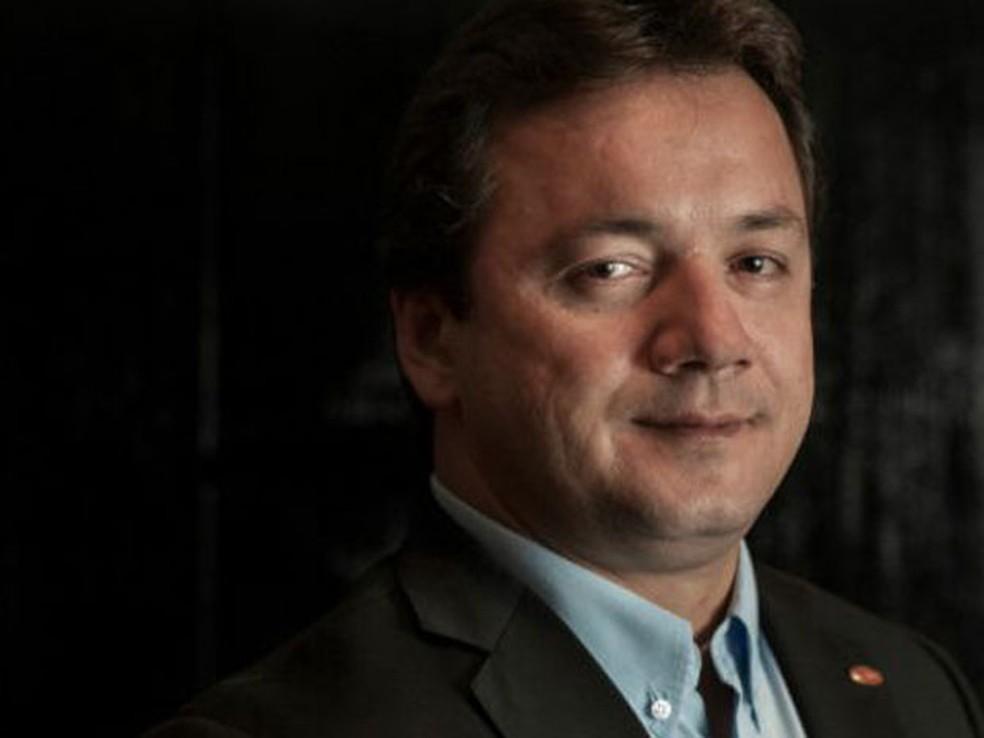 Wesley Batista é presidente executivo da JBS (Foto: BBC)